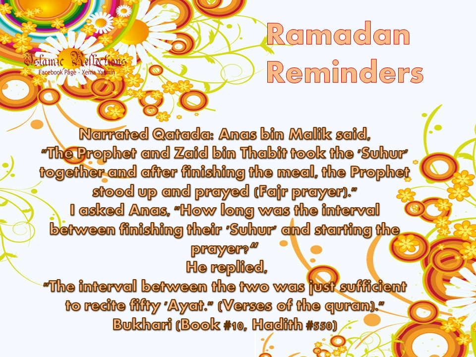 Essay on ramadan and fasting