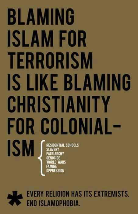 is islam the religion of terrorism By and large, the primary response from the muslim-majority nation has been to  say that no religion, especially islam, supports terrorism.