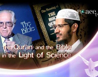 Kajian Ilmu Pengetahuan Al-Quran dan Injil, Dr. Zakir Naik VS Dr. William Campbel