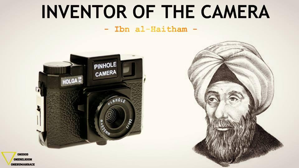 The Inventor of Camera- Ibn Al Haitham | Islam; The Religion of Peace