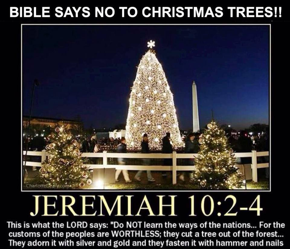 WHAT THE BIBLE SAYS ABOUT CHRISTMAS?? | Islam; The Religion of Peace