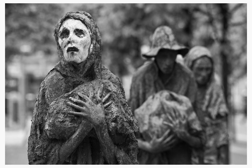 great famine The great famine in ireland, 1845-1849 :: learn english online - free exercises, explanations, games, teaching materials and plenty of information on english language.