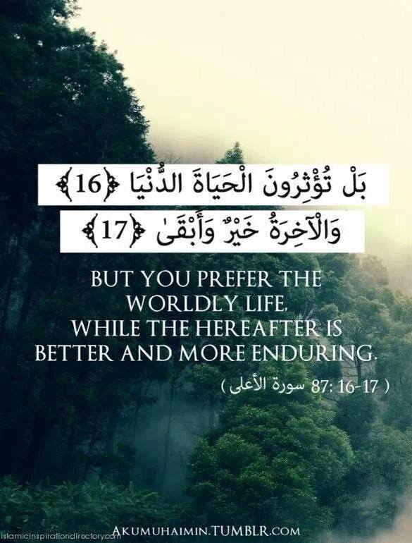 15 Motivational Verses from the Quran