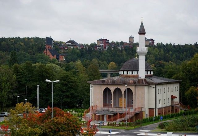 Fittja-mosque